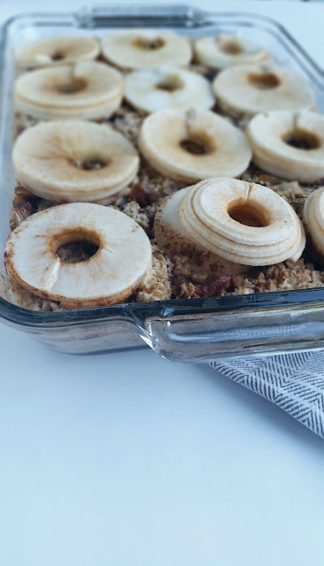 Philigry: Baked Oatmeal