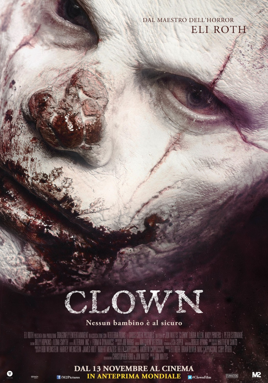 Nonton Film Clown (2014)
