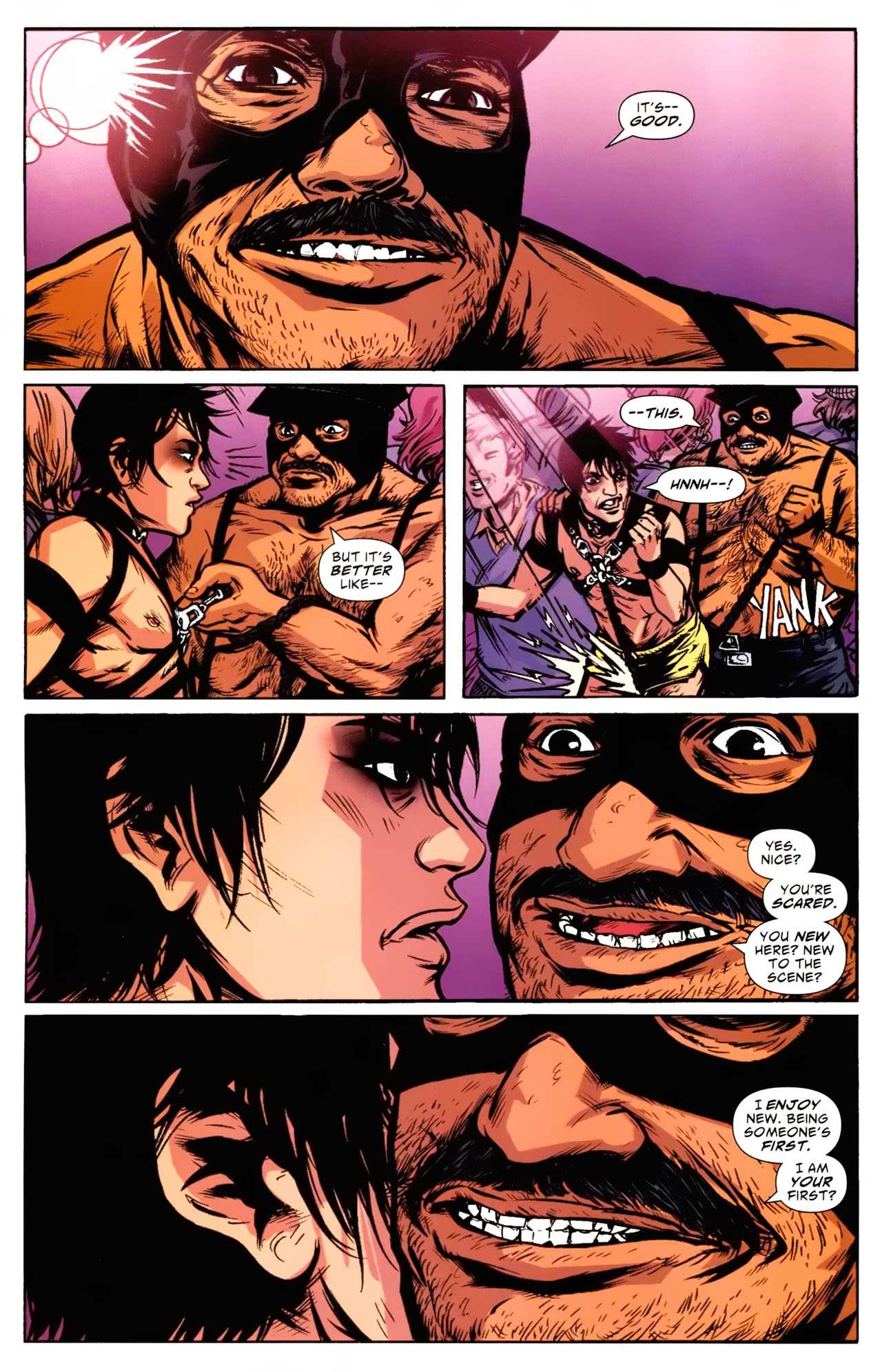 Read online American Virgin comic -  Issue #8 - 3