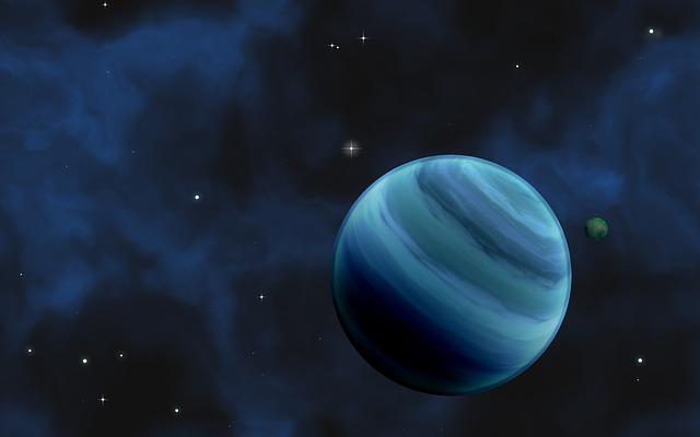 Un gigantesco planeta ha sido descubierto
