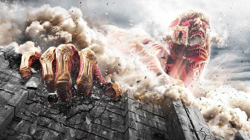 Animatrix Network: 'Attack On Titan' Devours Top Spot in Japan