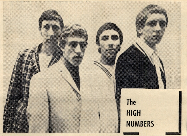 The High Numbers