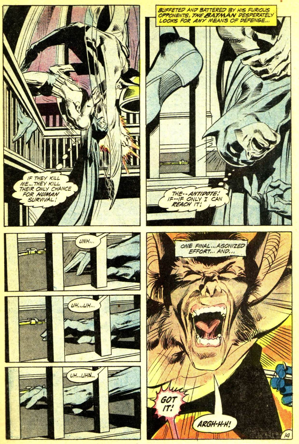 Detective Comics (1937) 407 Page 17