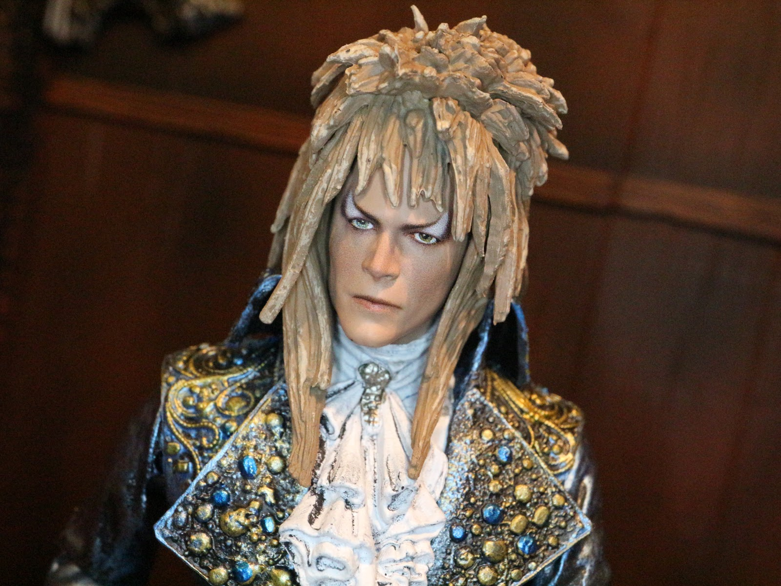 Action Figure Barbecue: Christmas Haul 2017: Jareth the Goblin King ...