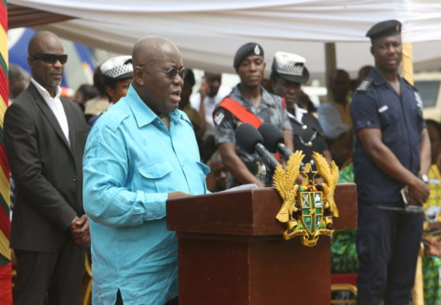Free SHS to begin from next academic year - Akufo-Addo