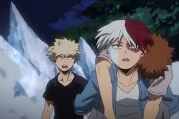 Boku no Hero Academia Season 3 Episode 06 Subtitle Indonesia
