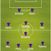 4-4-2 Predicted Barcelona Line-Up Vs Chelsea: Suarez And Iniesta To Miss Out?