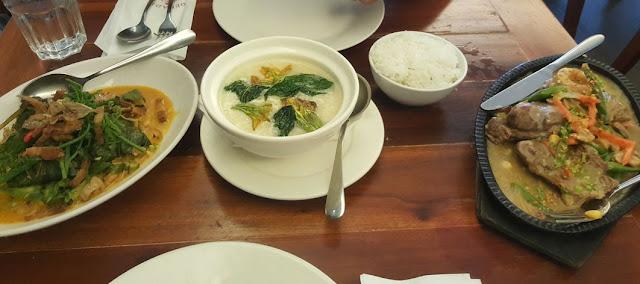 Dekada, Historic Filipino Cuisine's outstanding food