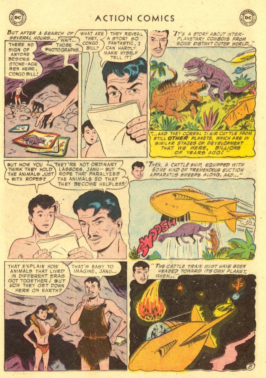 Action Comics (1938) 220 Page 20