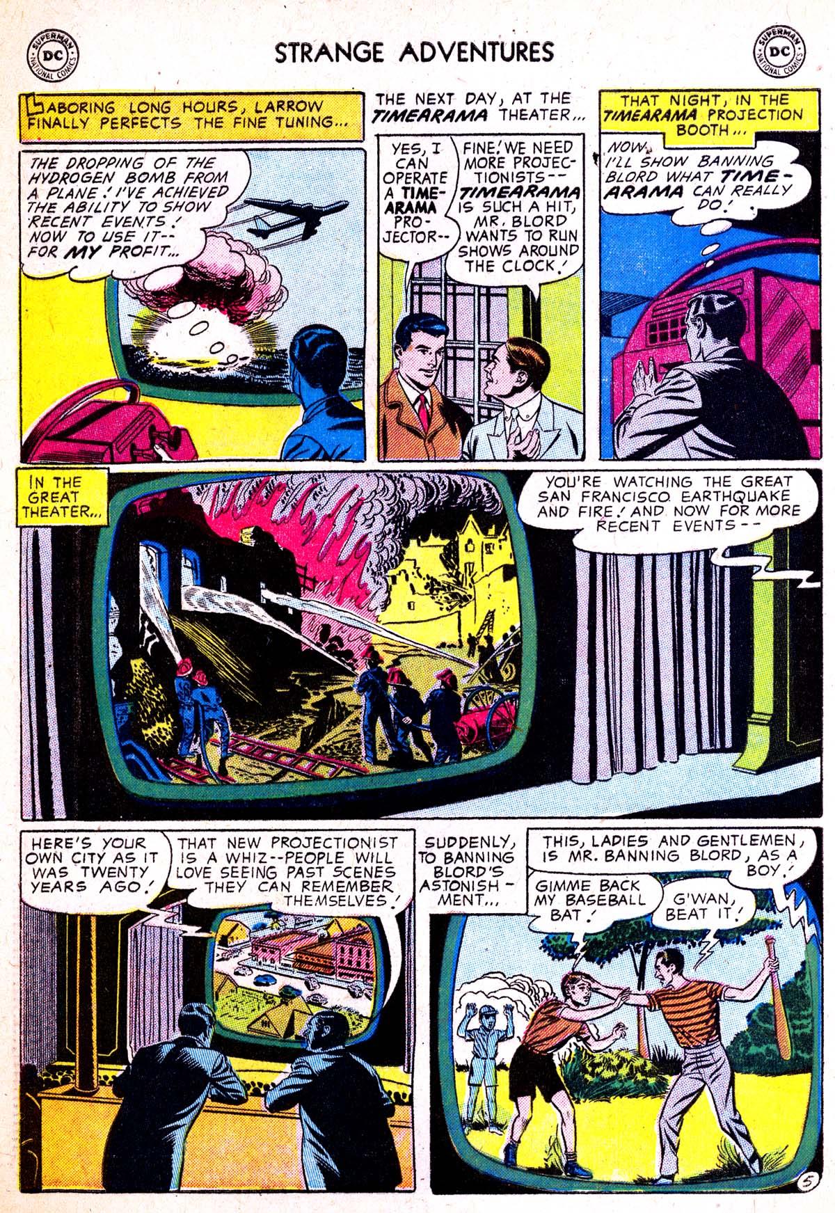 Strange Adventures (1950) issue 75 - Page 32