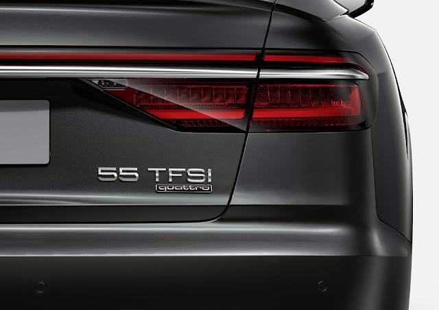 Audi adota novo padrão de nomenclatura de motores