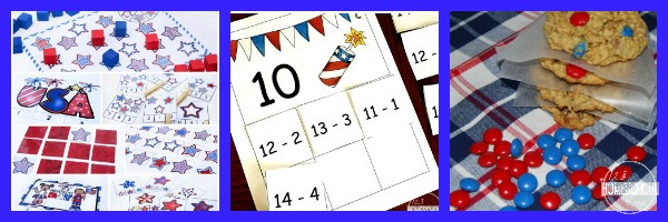 Fourth of July Language Arts Activities