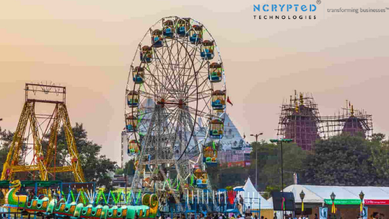 What Services can be offered Amusement Park Management Software Development Services?