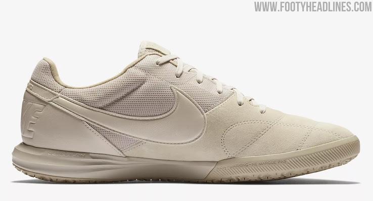5184a92b7e691 All-New Nike Tiempo Premier II Sala Boots Released - Footy Headlines