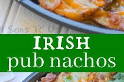 Irish Pub Nachos