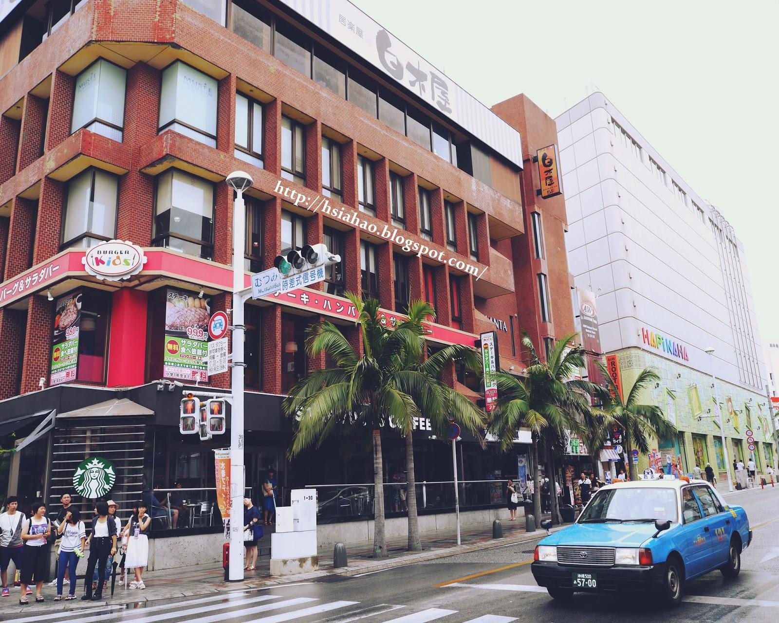 沖繩-國際通-逛街-購物-逛街-景點-自由行-Okinawa-kokusaidori