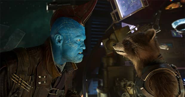 Michael Rooker berperan sebagai Yondu Udonta - Guardians of the Galaxy Vol.2