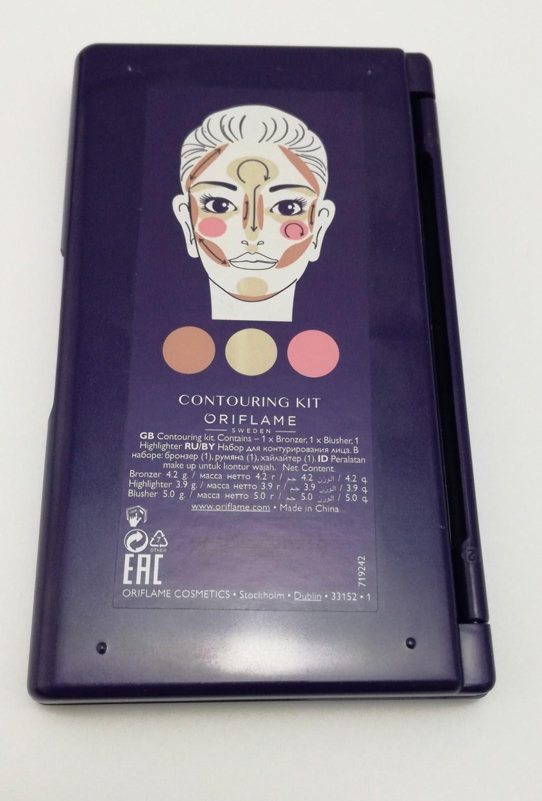 Oriflame-contouring-kit