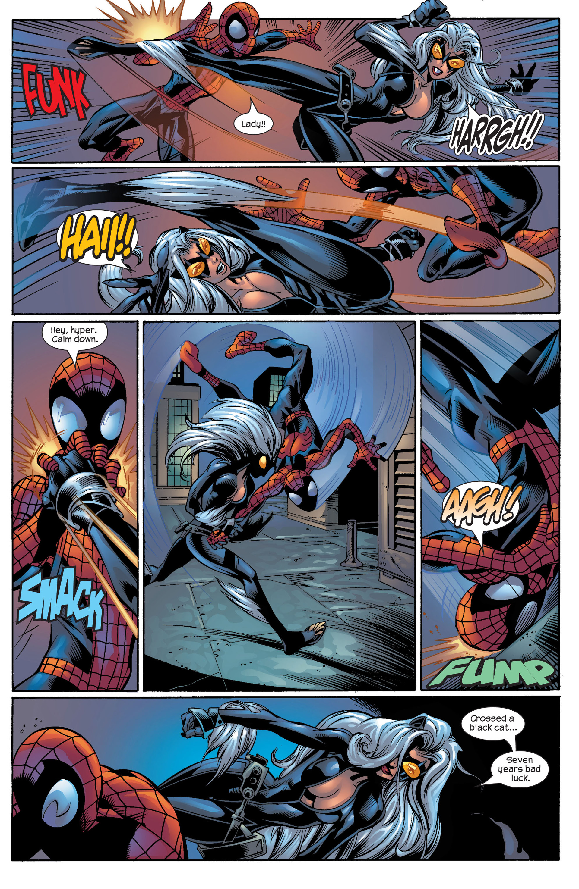 Read online Ultimate Spider-Man (2000) comic -  Issue #50 - 20