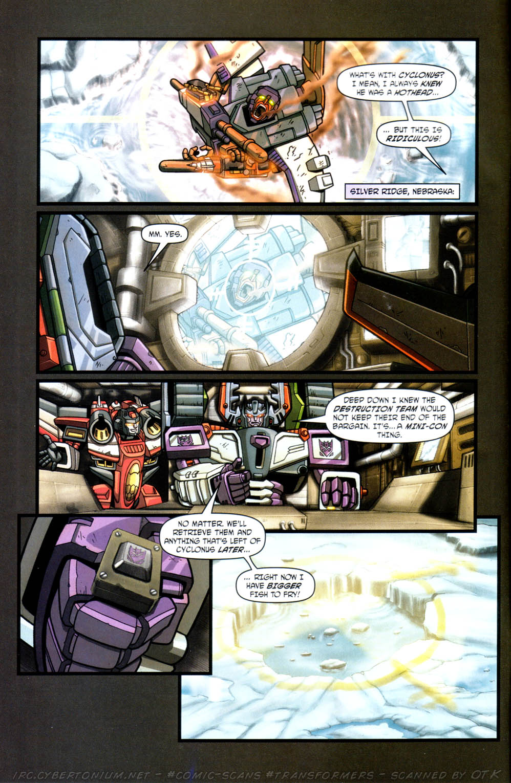 Read online Transformers Armada comic -  Issue #13 - 6