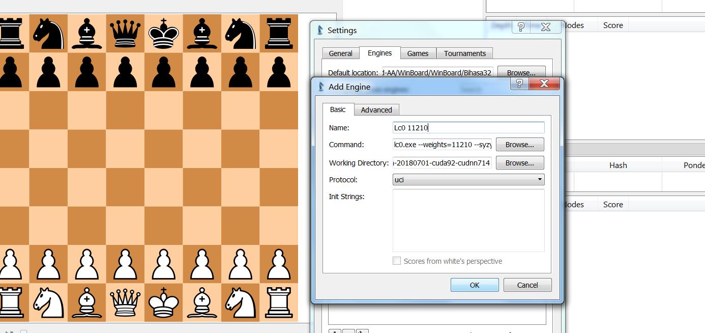 LCZero blog: GUIDE: Setting up Leela on a Chess GUI