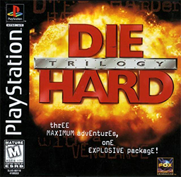 Die Hard Trilogy  - PS1 - ISOs Download