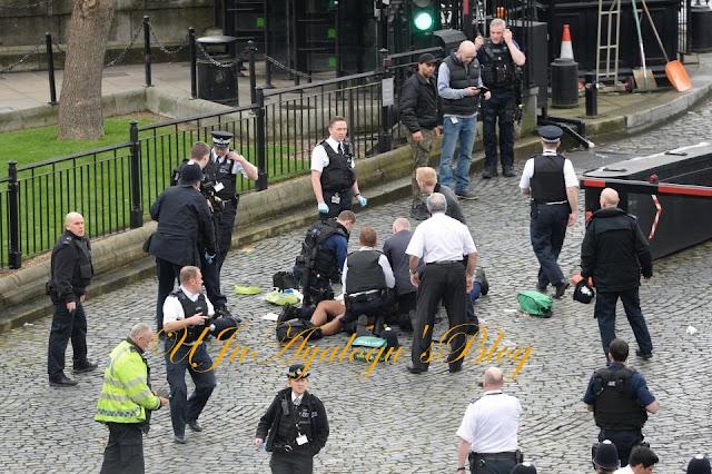 London attack: Anti – terror police arrest 12