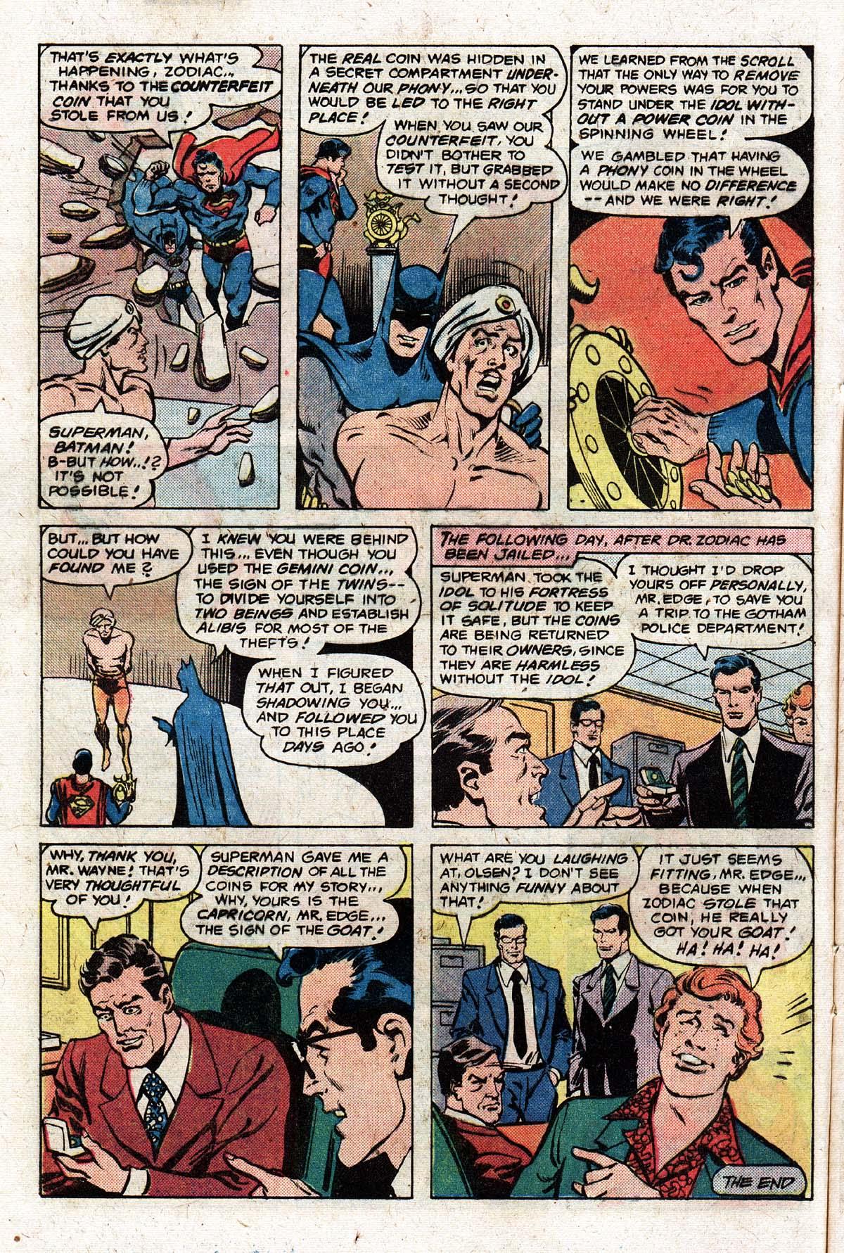 Read online World's Finest Comics comic -  Issue #268 - 16