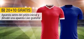 bwin promocion 10 euros Liverpool vs Chelsea 25 noviembre