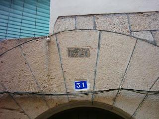 Calle Palacio 31, Moncho, Ramón Guimerá Lorente, Tomaset, Casa Tomás, enfrente horno Caballé