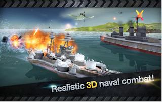 Warship Battle 3D World War Preview 5