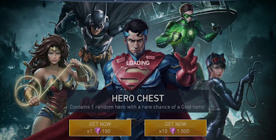 Injustice 2 Unlimited Power Gems