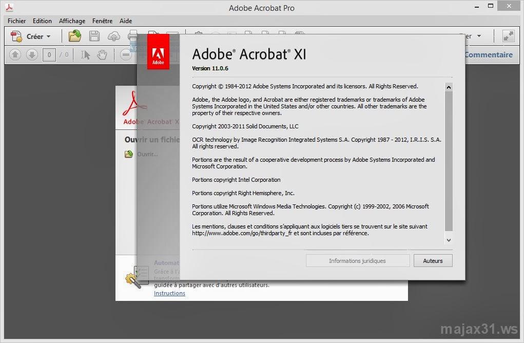 Acrobat writer 11 pro Mac