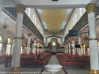 Loreto church interior