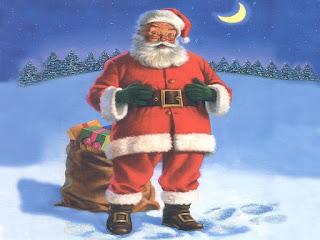 санта клаус и другие рождественские традиции