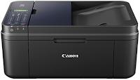 Canon E480 Setup Printer