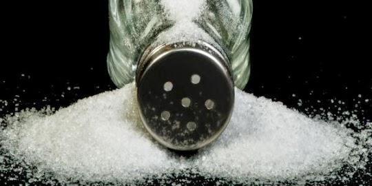 Garam dan Gaya Hidup Sehat