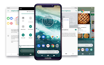 Motorola one power gets Android 9 Pie Update with Dual VoLTE Support