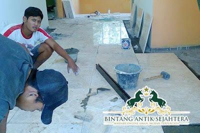 Jasa Pasang Marmer Bandung