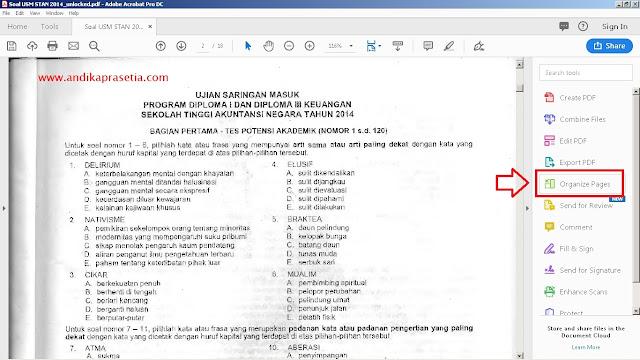 7 Langkah Cara Edit PDF