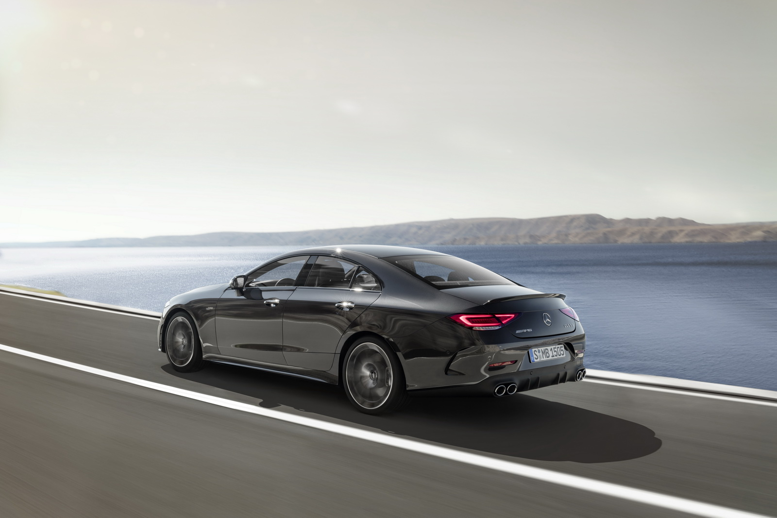 Mercedes-AMG CLS53 and E53 hybrids revealed