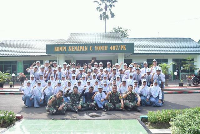LDK Pengurus OSIS SMK N 1 Karangdadap Tahun 2017
