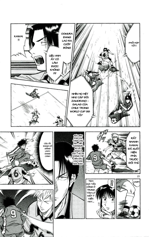 Fantasista chap 25 trang 18
