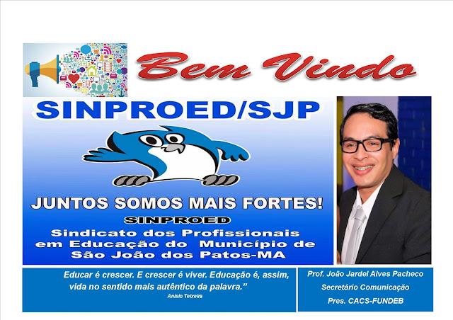 SINPROED #comunicacao