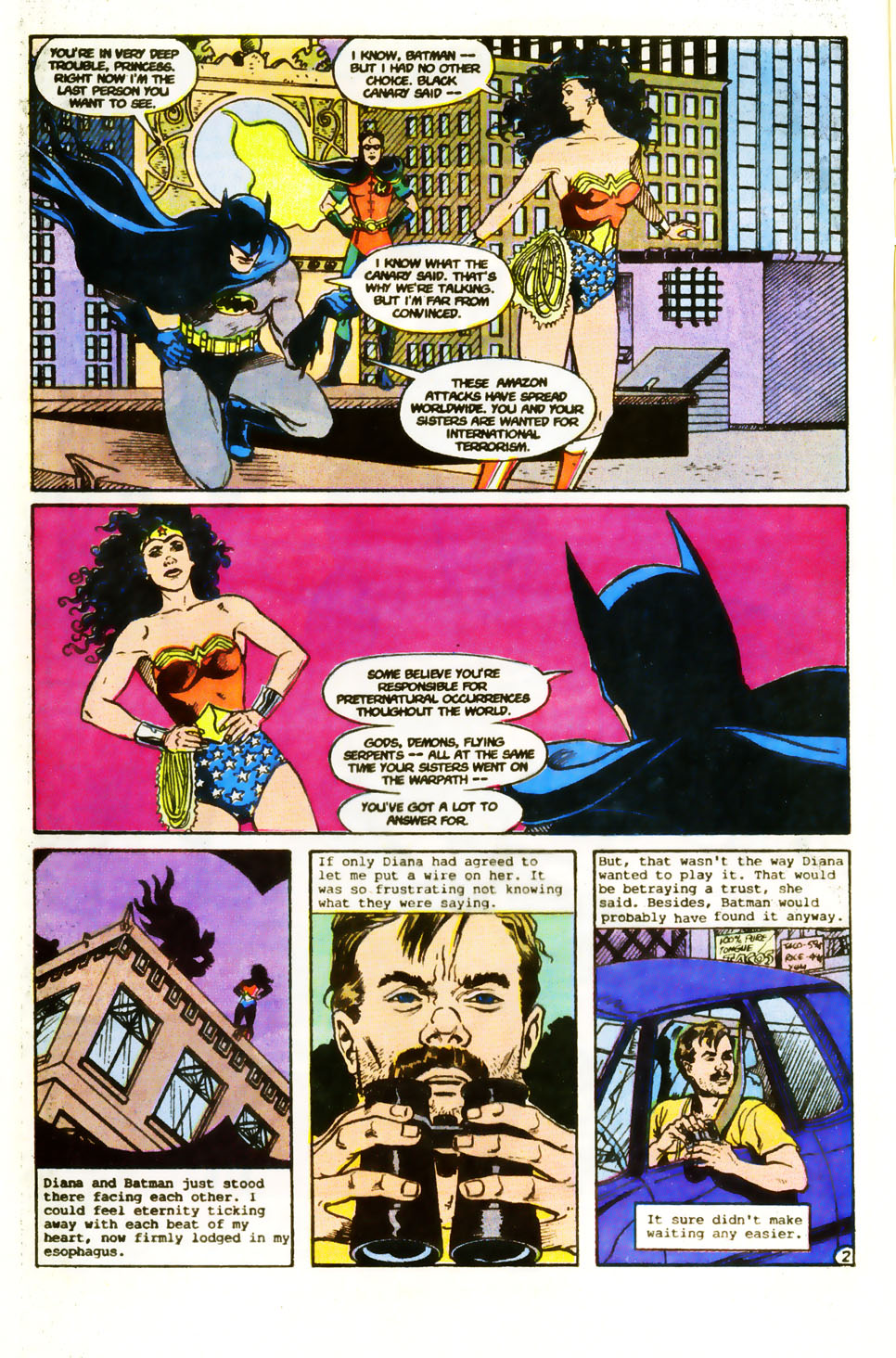 Read online Wonder Woman (1987) comic -  Issue #59 - 4