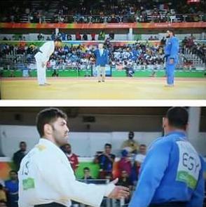 Muslim Arabs At The Olympics