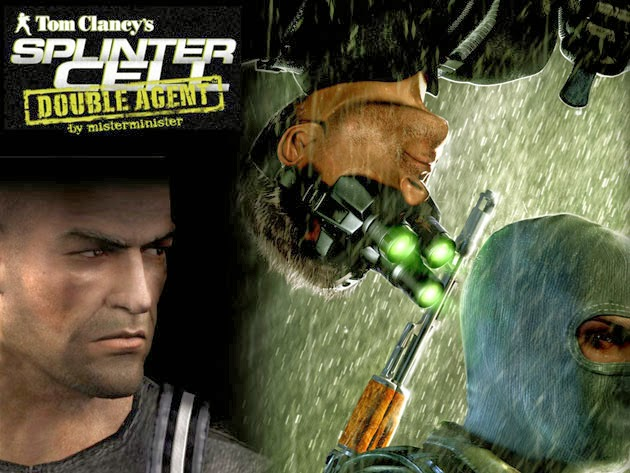 splinter cell double agent free download for pc full version