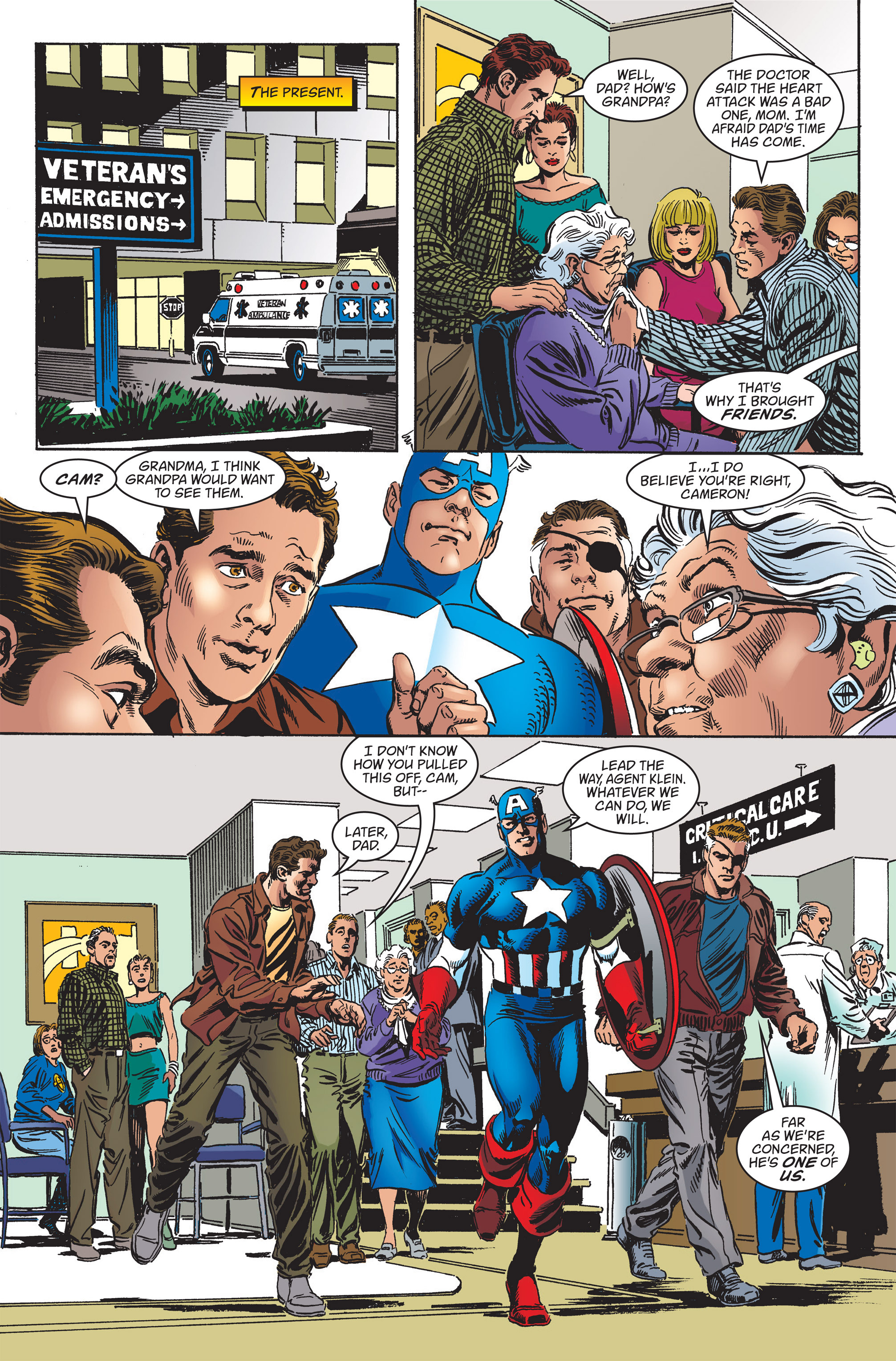 Captain America (1998) Issue #32 #38 - English 21