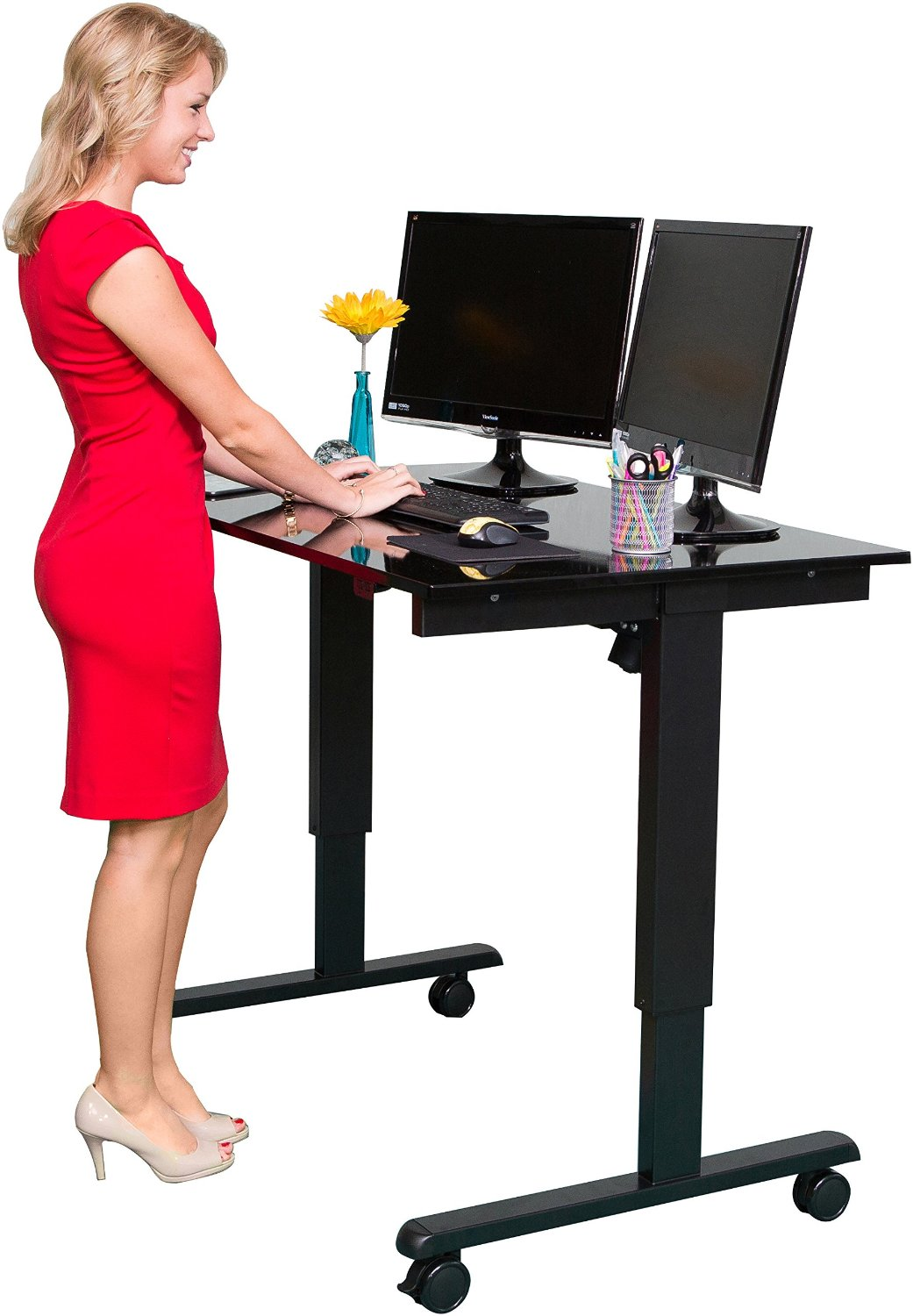 bought a stand up desk no more back pain from 12 hours day sitting in front of computer. Black Bedroom Furniture Sets. Home Design Ideas