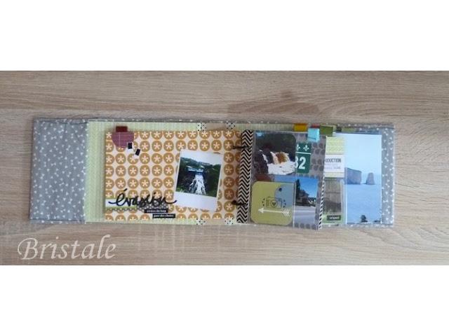 mini album scrap gaspesie atelier edwige bufquin - photo 8